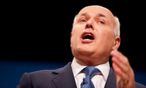 Iain Duncan Smith kept his job in the prime minister's post-election reshuffle.
