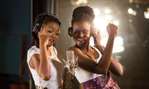 Musicians Arielle T and Selmor Mtukudzi are among nine artists featured on new track Strong Girl.