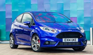 Road party: today's multi-award winning Fiesta is soon to be 40 years old.