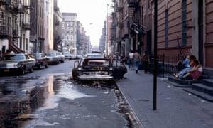 Harlem, 1975.