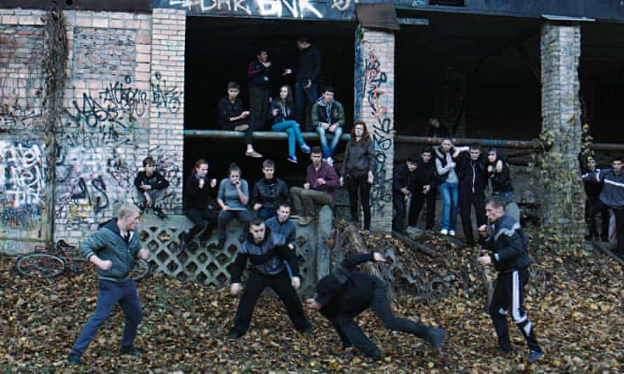 The Tribe by the Ukrainian writer-director Myroslav Slaboshpytskiy