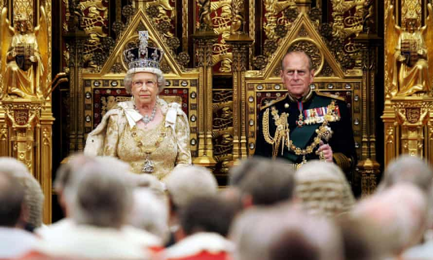 Queen and the Duke of Edinburgh