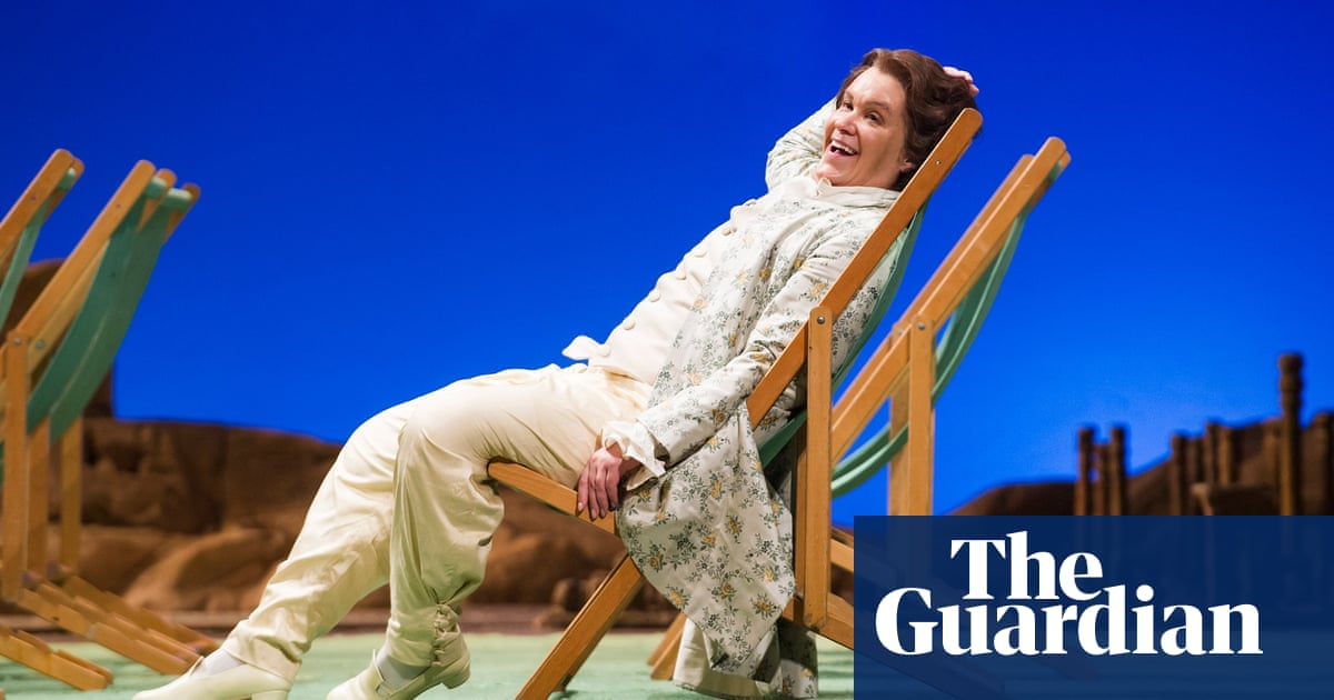 Alice Coote: My life as a man | Music | The Guardian