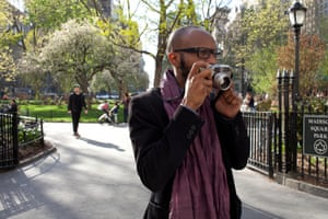 Teju Cole in New York City.