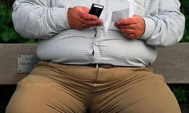 More than a third of people who regarded themselves as overweight were clinically obese, the survey found.