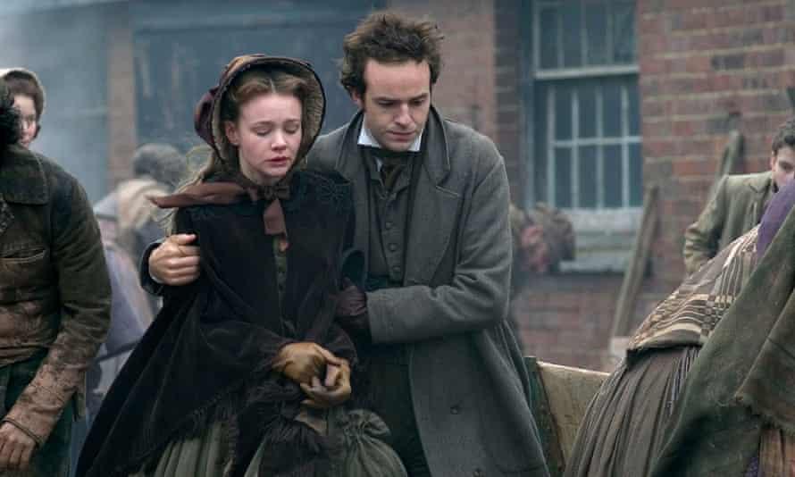 Bleak HouseCarey Mulligan as Ada and Patrick Kennedy as Richard in BBC's Bleak House.