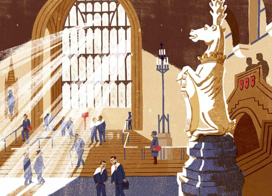 Daniel Haskett on Westminster