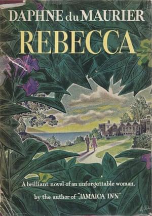 Cover of Rebecca.