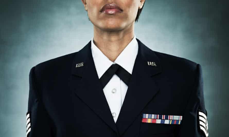 us military woman
