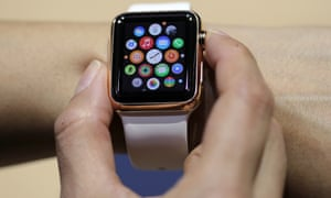 Apple Watch: 'People are losing their minds about wearables!'
