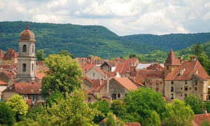 A Pasteural scene … Arbois was the birthplace of the famour microbiologist