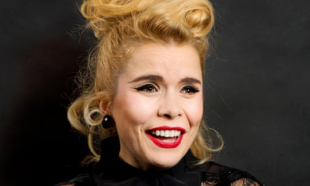 Paloma Faith is to star in ITV's Peter Pan drama Peter and Wendy