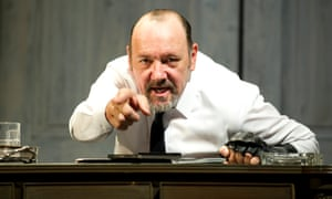 Kevin Spacey as Richard lll at the Old Vic in 2011.