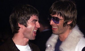 Noel Gallagher, left, and brother Liam. A reunion without Noel would not be Oasis, to call it such would be disingenuous.