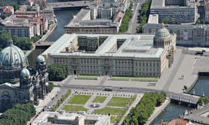 The proposed Berlin Palace – Humboldt Forum.