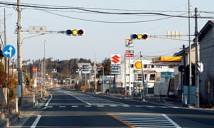 Futaba, Japan, inside the 20km exclusion zone around the crippled Fukushima Daiichi nuclear power plant, is slowly repopulating
