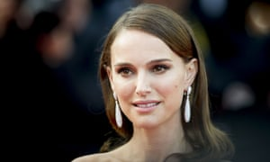Natalie Portman at this year's Cannes film festival.