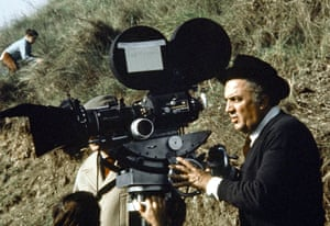 Fellini in 1969.