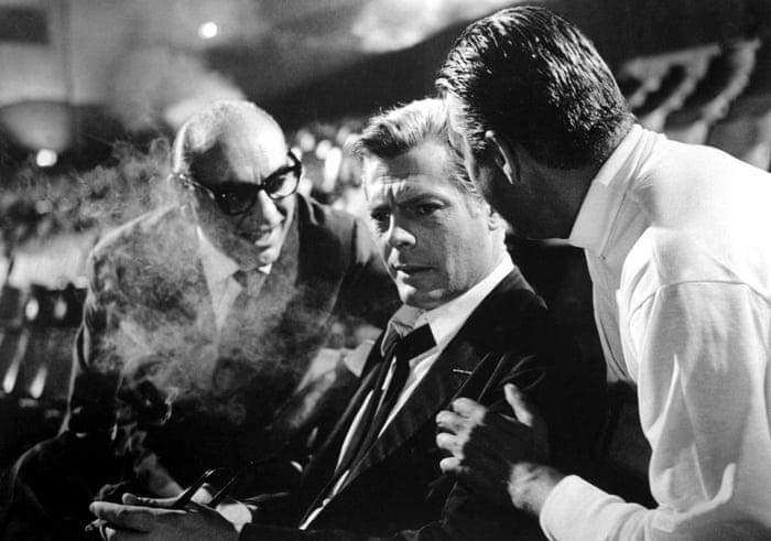 Fellini's 8½ – a masterpiece by cinema's ultimate dreamer | Film | The  Guardian