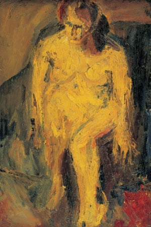 Frank Auerbach Painting Is The Most Marvellous Activity