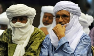 Mali's main Tuareg-led rebel alliance, the (CMA), initialled a peace agreement with the government but demanded changes before signing a deal to end decades of conflict.