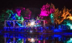 Bass desires … the Garden Festival in Tisno, Croatia