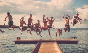 Splashdown in Pula … the Outlook Festival