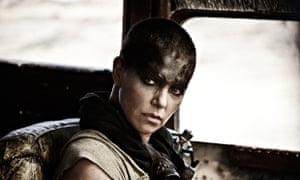 Charlize Theron … 'Women thrive in many things.'