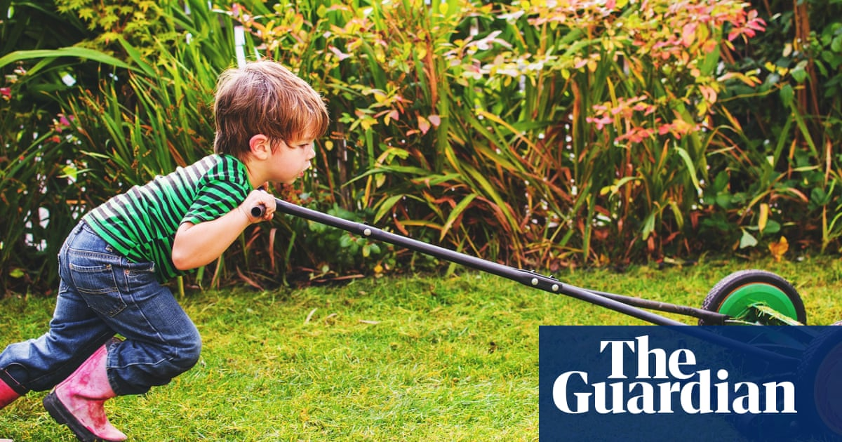 How do I flatten my lumpy lawn? | Life and style | The Guardian