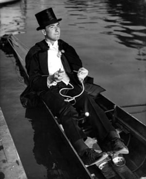 Norman St John Stevas in 1950.