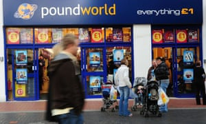 TPG's investment in Poundworld will be used to fuel store expansion and investment infinance new distribution facilities.