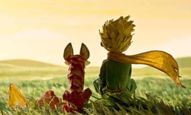 The Little Prince film still