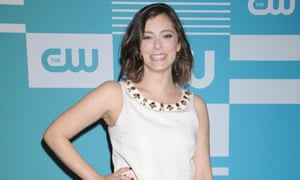 Rachel Bloom, the star of the CW's sole new show, Crazy Ex Girlfriend.