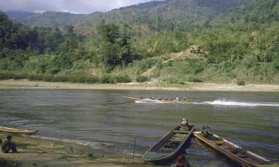 Under threat … the 1,749-mile Salween is one of the world's longest undammed rivers