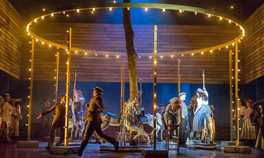 Opera North's revival of Carousel in Leeds.