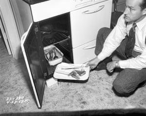 Destination morgue: James Ellroy spills LA's crime scene secrets