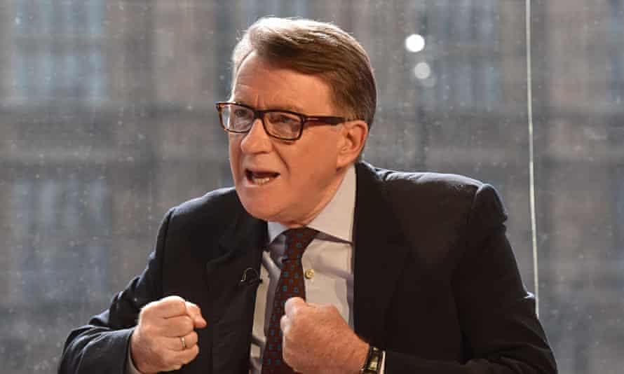 Peter Mandelson.