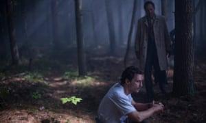 'Exasperatingly shallow' ... Matthew McConaughey and Ken Watanabe in Sea of Trees.