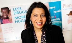 Professor Geeta Nargund at Create Fertility.