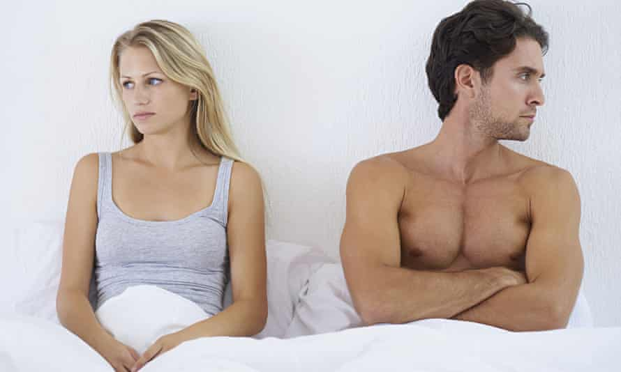 Sex with wife is boring