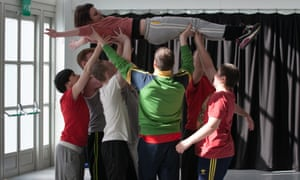 A Protein dance project at a pupil referral unit