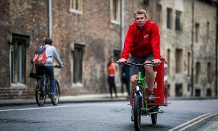 Outspoken Delivery in Cambridge