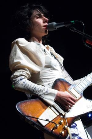 PJ Harvey , 2007