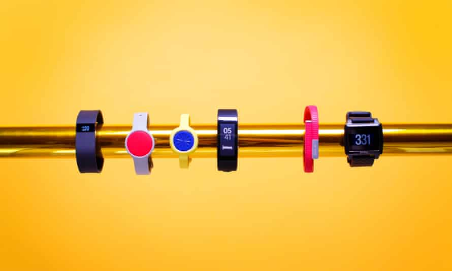 Fitness trackers might reveal more than their users want.