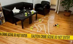 A crime scene may be an even richer source of evidence for forensic teams than previously thought.