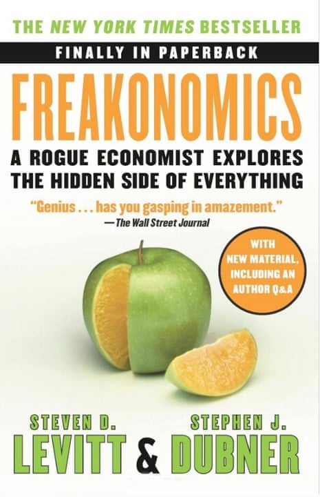 summary think like a freak review and analysis of levitt and dubners book