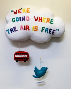 we're going where the air is free