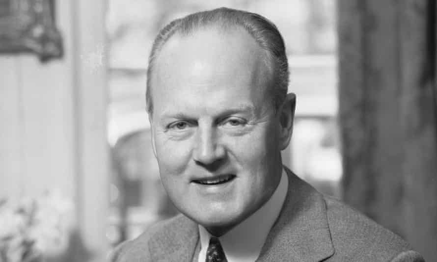 Victor Montagu pictured in 1962.