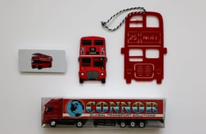 transport memorabilia to LB