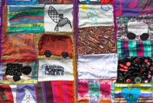 the justice quilt